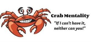 Don't let the crabs bring you down!